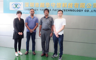 Shenzhen Yanhua Faith Technology Co., Ltd.