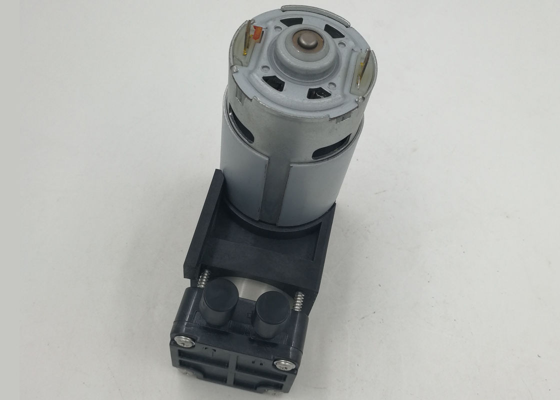 DC Motor Electric Piston Pump 12v Vacuum Air Type For Inflate / Deflate Gas