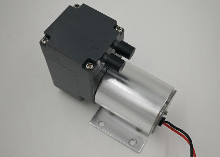 electric dc high vacuum 12v or 24v dc brushless micro diaphragm pump