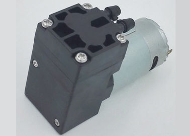 China Low Pressure Miniature Diaphragm Vacuum Pump , Mini Suction Pump 6/9/12/24V distributor