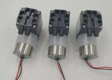China Low Pressure Brushless Air Pump , DC Motor Diaphragm Air Compressor Pump Low Flow distributor