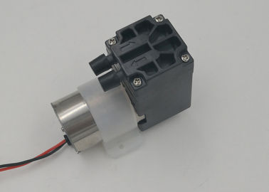 China Brushless Miniature Electric Vacuum Pump , Mini Diaphragm Air Pump 180kpa Pressure distributor